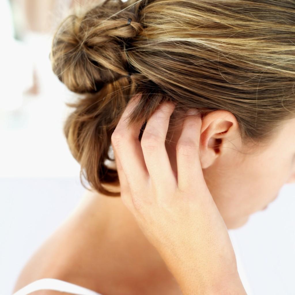 Maschere per capelli con risposte di pane di segale